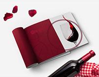Conceptual Logo, Naming & Branding for Wine Shop & Bar