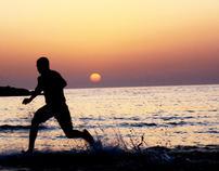 Israel: El sol, la luna y sus mares.
