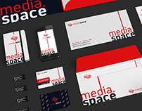 media.space Corporate Identity