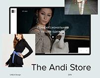 Theandistore / Magazine