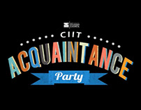 EVENT: CIIT Acquaintance Party 2014