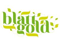 Blatt Gold
