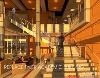 MOSELEY Architects | NVCC Tyler Hall