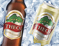 THEOBEER | Beer Label