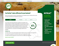 Arla Foods Campaign Page
