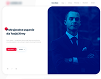 Lawyer - Web project