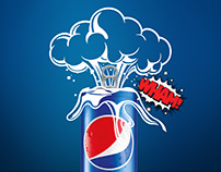 Pepsi Can Illustrations