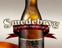 Smedebryg Beer Ad