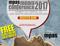 MPAS Media Conference Online Banners and Ad page