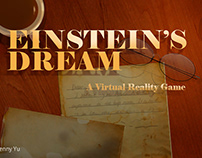 Virtual Reality Cafe - Einstein's Dream