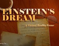Virtual Reality Cafe - Einstein's Dream