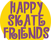 Ilustración Skateboarding