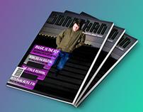 Magazine cover - WDKA