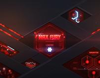 MAX FURY - Concept UI