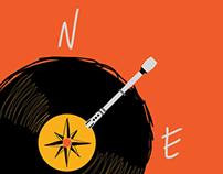 NXNE Poster Design