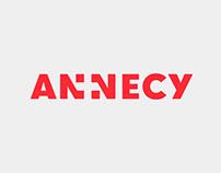 Annecy - Brand design