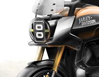 Harley-Davidson Baduj