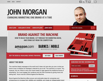 John Morgan Marketing WordPress Theme
