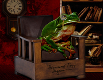 : : It's a Frog's World : :