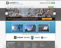 OODAlink Custom WordPress Theme