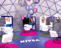 Nivea Brand Activation - 2010