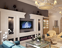 Living Area  .F