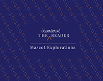 The Curious Reader Mascot Explorations Round 1