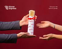Doner Express - Брендинг