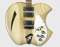 Apple & Rickenbacker - Product Design