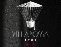 Villarossa Franciacorta _ Packaging Design