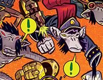 Comics Coloring 2012