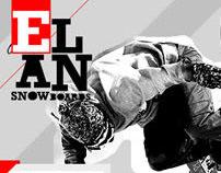 Elan Snowboards 09