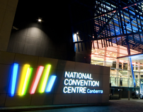 National Convention Centre Rebrand