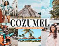 Free Cozumel Mobile & Desktop Lightroom Presets