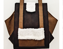 JOSEFINA // Double Inset Gusset Tote