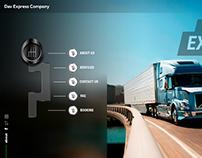 Logistic transport company USA