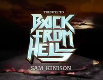 Sam Kinison's Back From Hell
