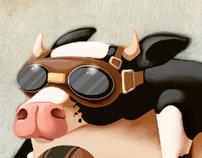 El Viaje de la Vaca