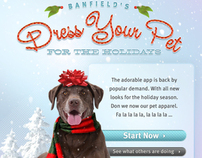 Banfield Pet Hospital Facebook App
