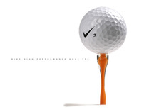 Nike Performance Golf Tees