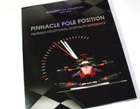 Singapore Formula 1 Promotional Brochure