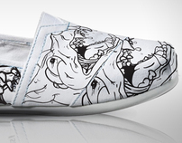 TOMS Shoes Canvas Concepts