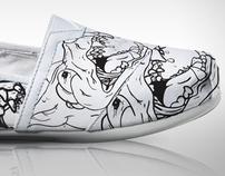 TOMS Shoes Canvas Concepts