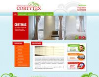 Página Web Cortytex