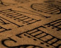 DOD ET OFFENDAS typography