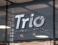 Trio Business Complex Branding