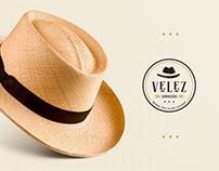 VELEZ (Sombreros) | Branding