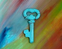 Turquois Key