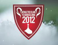 Athletic Club de Bilbao: Final Copa del Rey 2012