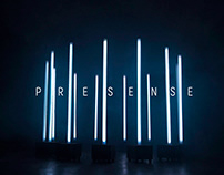 PRESENSE   light and sound installation